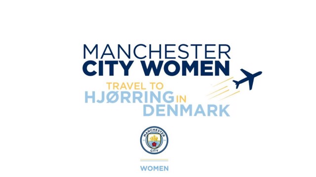 Man City Women: Fans travel to Denmark