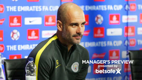 Guardiola: This game is a final... We have to win.