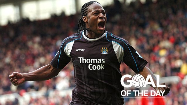 GOAL OF THE DAY: Mpenza nets it against Middlesbrough in 2007