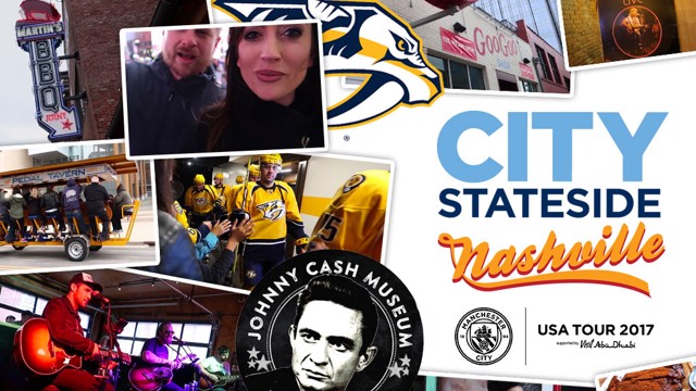 STATESIDE: City's latest vlog in the USA is in Nashville