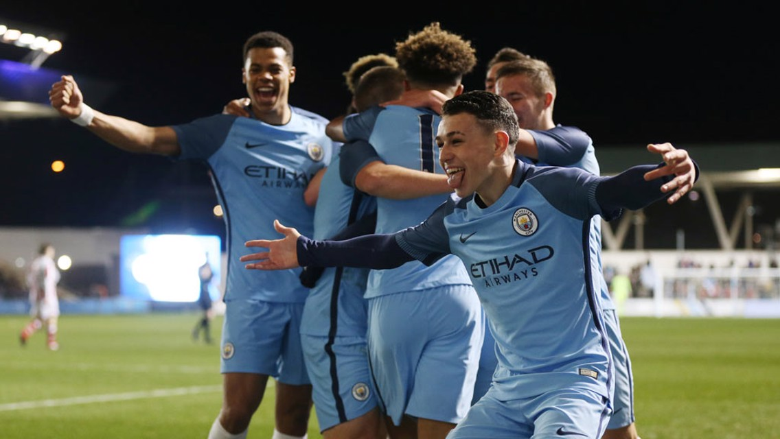 Watch: Six of the best from FA Youth Cup