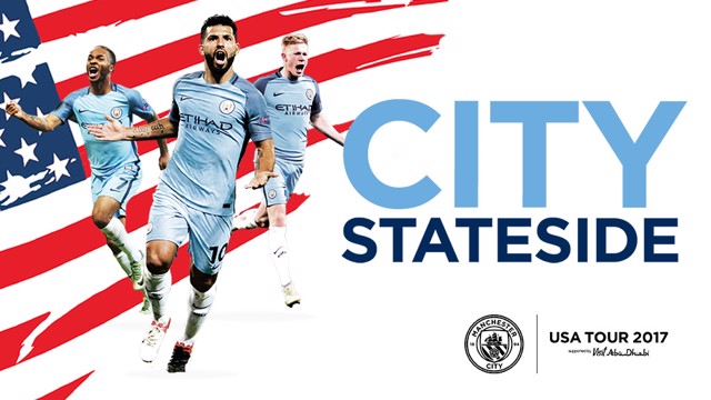 STATESIDE: City will tour the US this summer