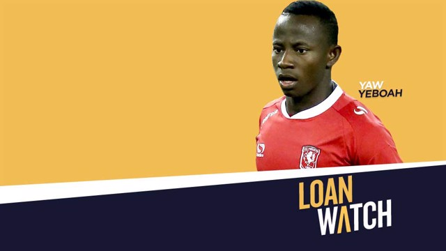 LOAN WATCH: Yaw Yeboah