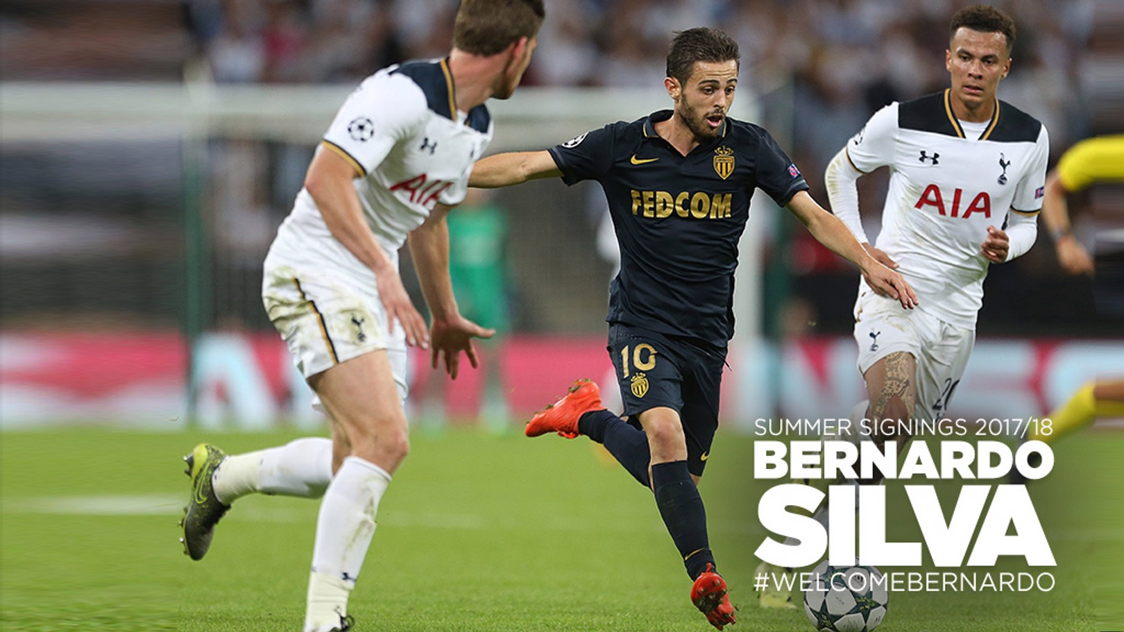 FACTFILE: Ten things you need to know about Bernardo Silva