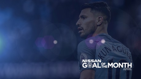 VOTE: Nissan Goal of the Month for April.
