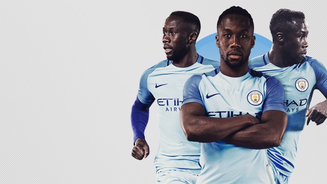 THANK YOU: Bacary Sagna will leave Manchester City this summer.