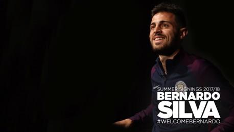 Bernardo Silva: First CityTV interview
