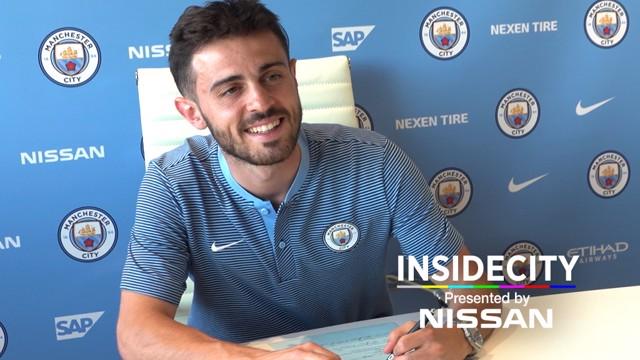 Bernardo Silva: Inside City Special