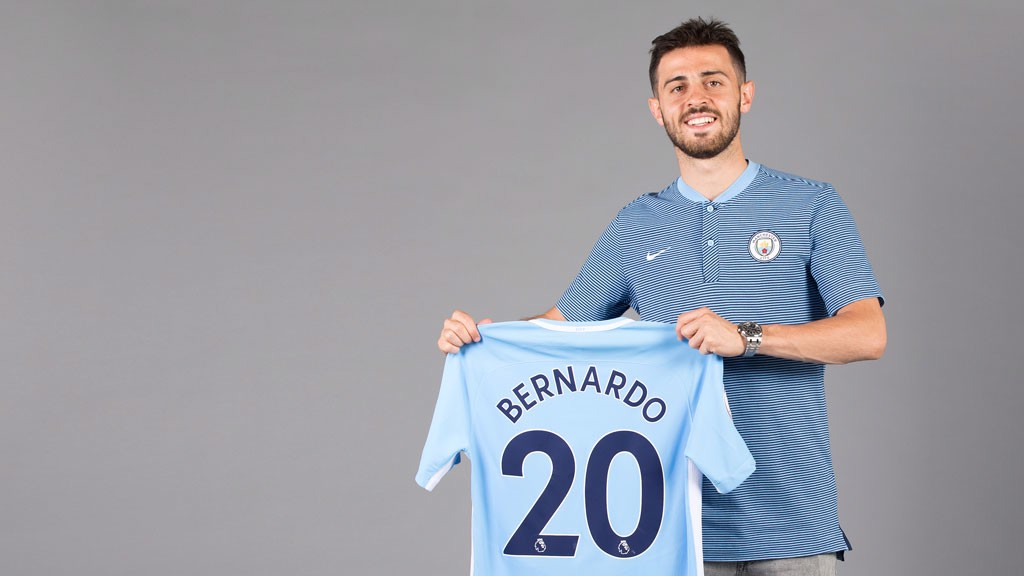 REFUERZO. Bernardo Silva será jugador del City a partir del próximo 1 de julio.