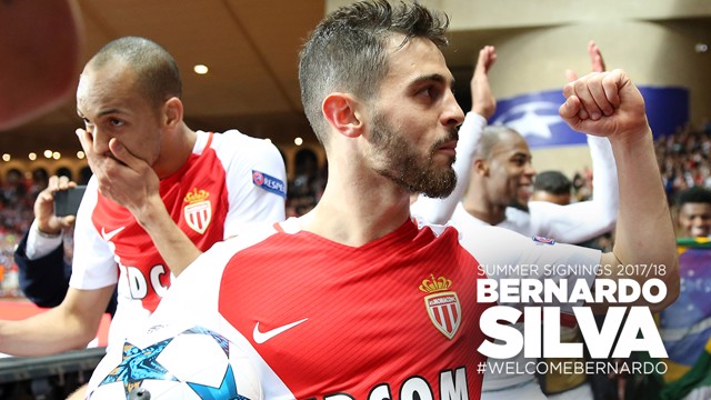 TIMELINE: Bernardo Silva's career has seen him rise rapidly