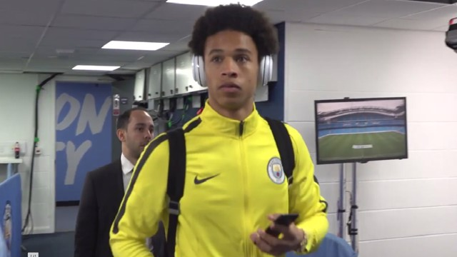 TUNNEL CAM: Check out what happened before, during and after City's 2-1 victory in the tunnel against Leicester