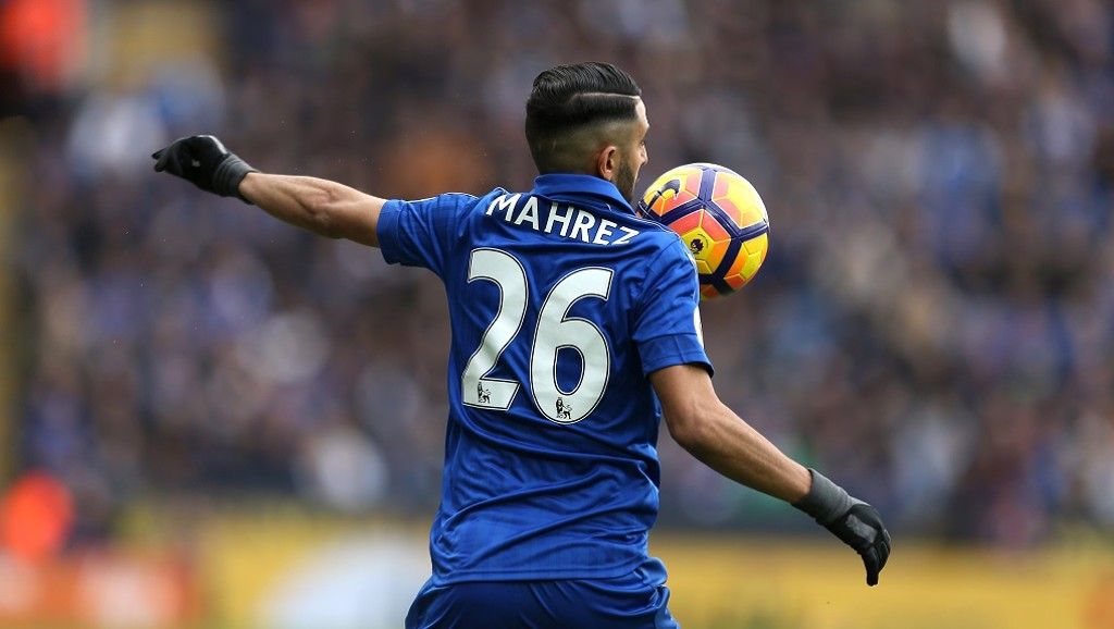 MAHREZ: Class act for Foxes