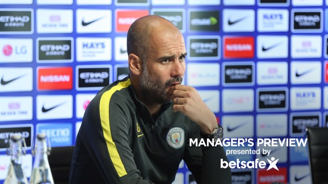 MANAGER'S PREVIEW: Watford v Manchester City