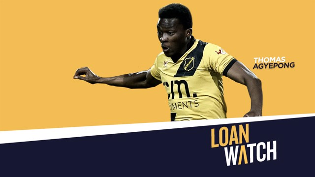 LOAN WATCH: Thomas Agyepong.