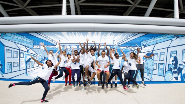 CITYZENS GIVING: City's global community initiative has launched for a fourth year.