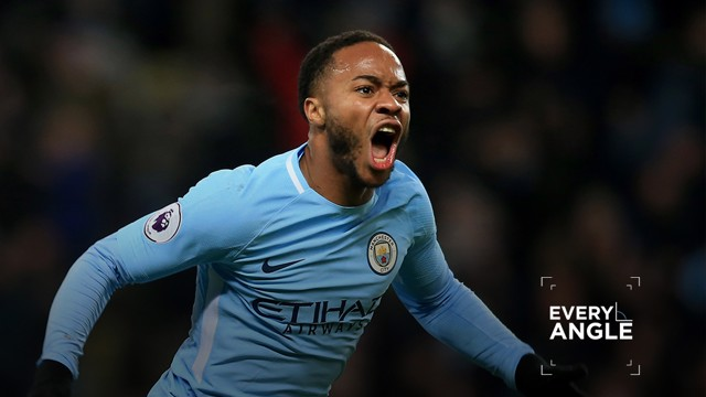 EVERY ANGLE: Watch Raheem Sterling's winner against Southampton from multiple views.