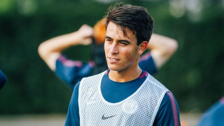DERBY PREVIEW: Eric Garcia shares his thoughts ahead of City's clash v United.