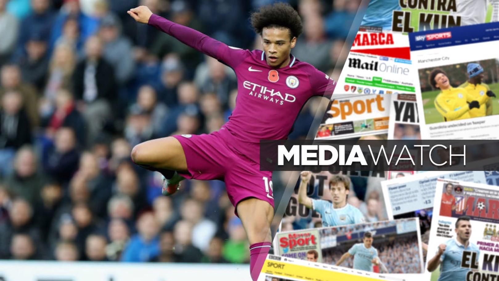 صحف اليوم توقعت تألق ليروي ساني في الدوري الإنجليزي الممتاز