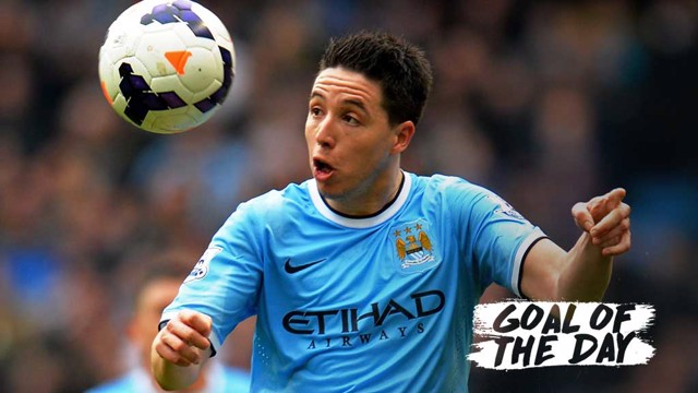 GOTD: Nasri v Satints