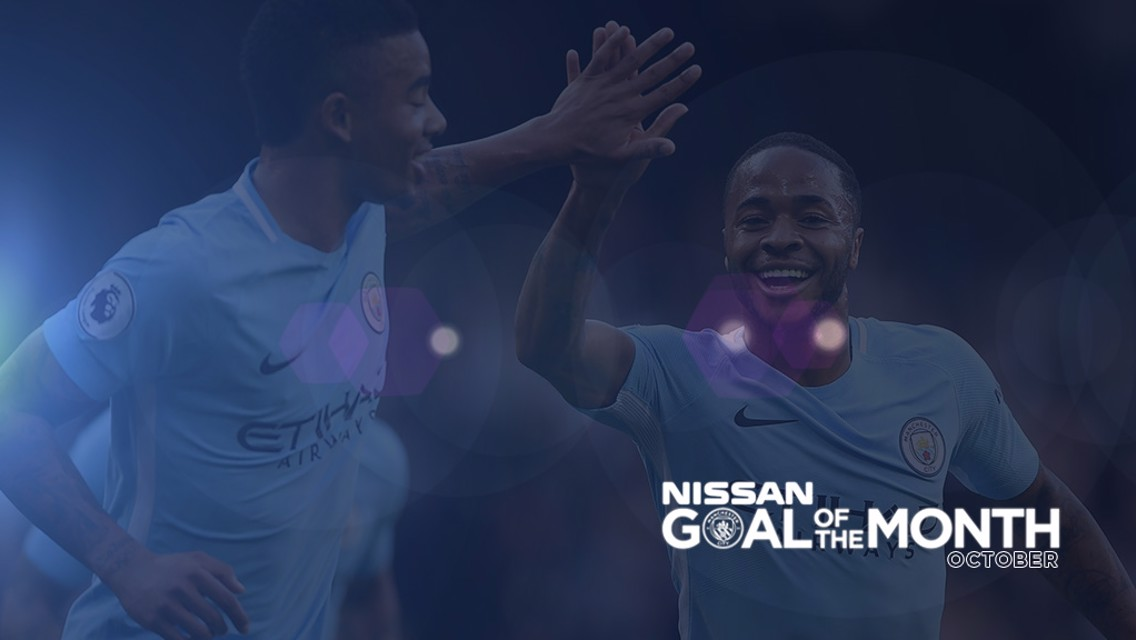 VOTE: Nissan Goal of the Month October.
