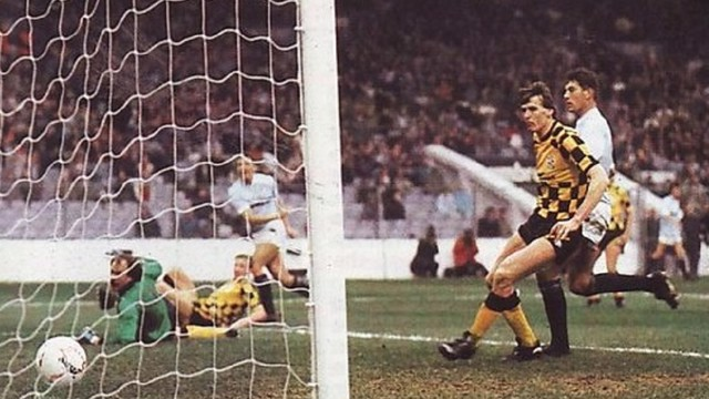 TEN: Watch the ten goals City put past Huddersfield back in 1987