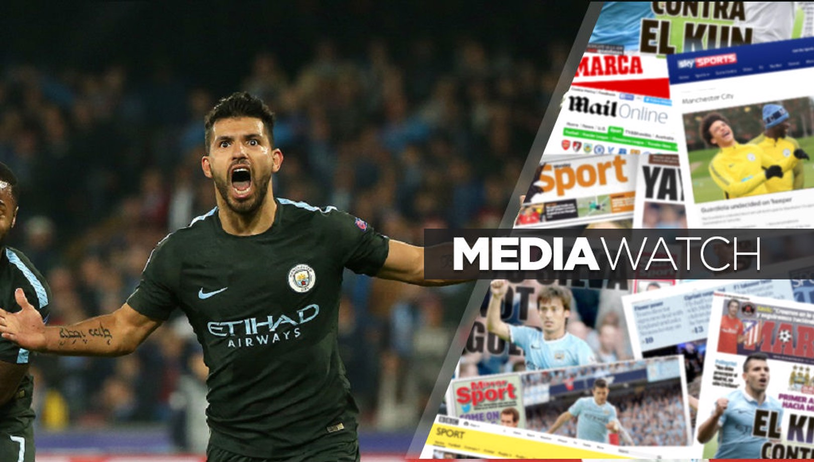 178 NOT OUT: Press react to Sergio's record goal