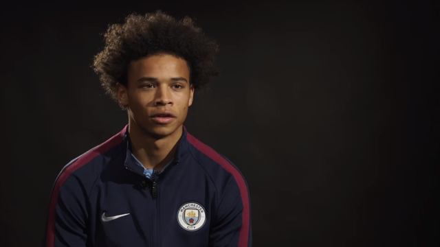 IN SANE: Leroy talks Pep, John Stones and entertaining the City fans.