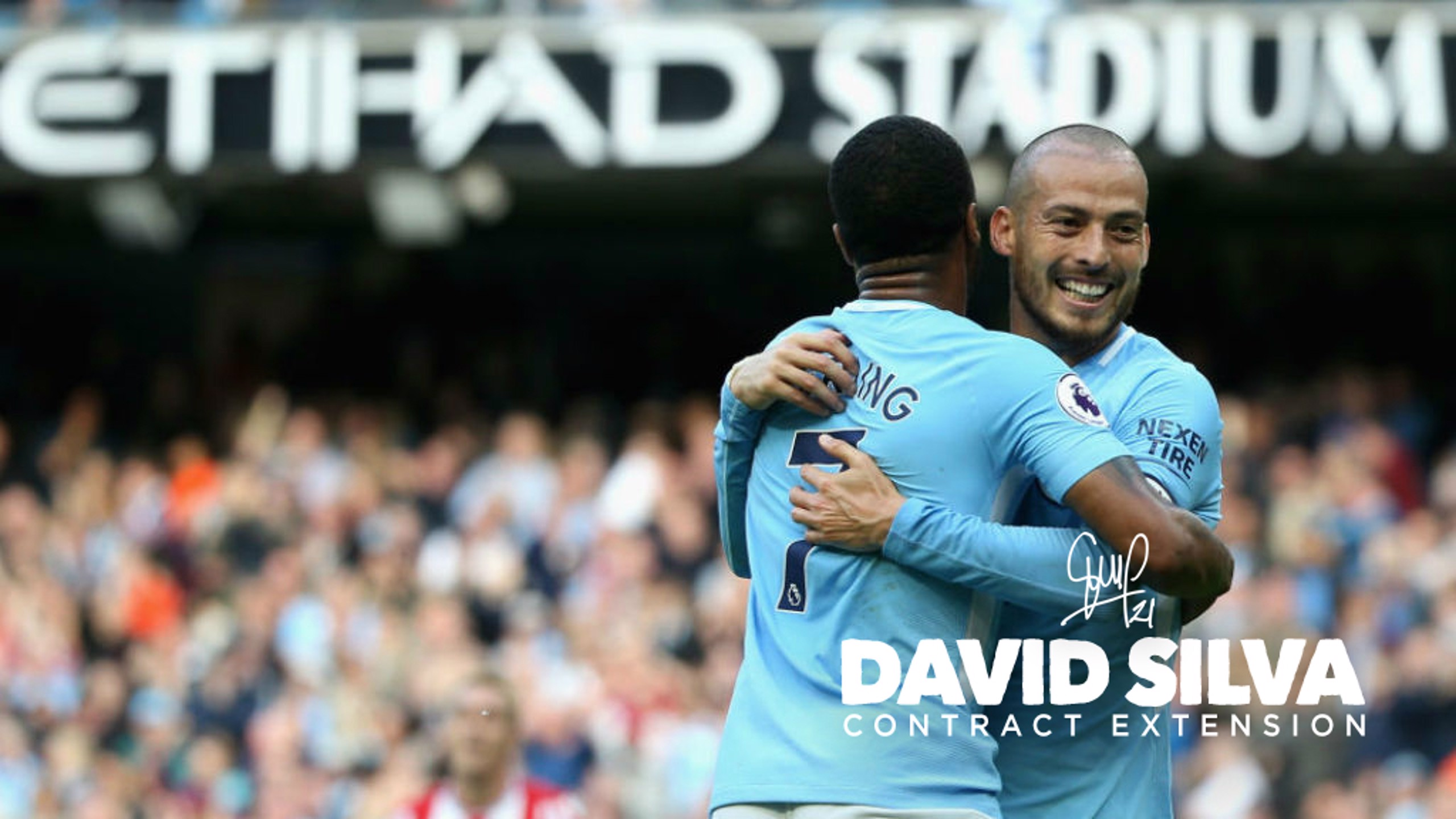 SILVA MOMENTS: The best of David Silva's dazzling City career, in pictures...