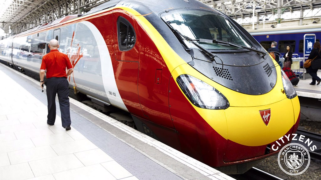 DISCOUNT: Cityzens will get discount on advance bookings with Virgin Trains this season