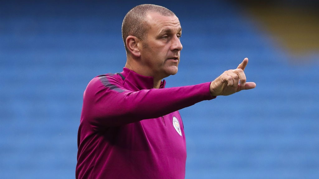 CHALLENGE ACCEPTED: Simon Davies eyes clash against Bradford as great experience for the EDS.