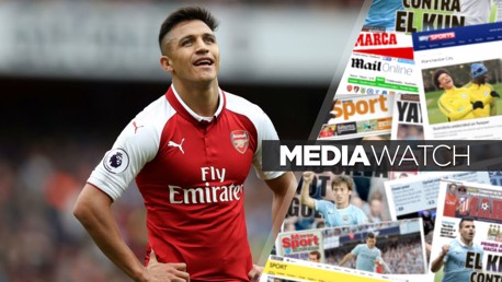 CUT PRICE DEAL: The Mirror believe City could land Alexis Sanchez for a reduced fee in January.