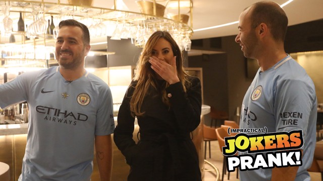 JOKERS: Watch what happened when the Impractical Jokers came to City!