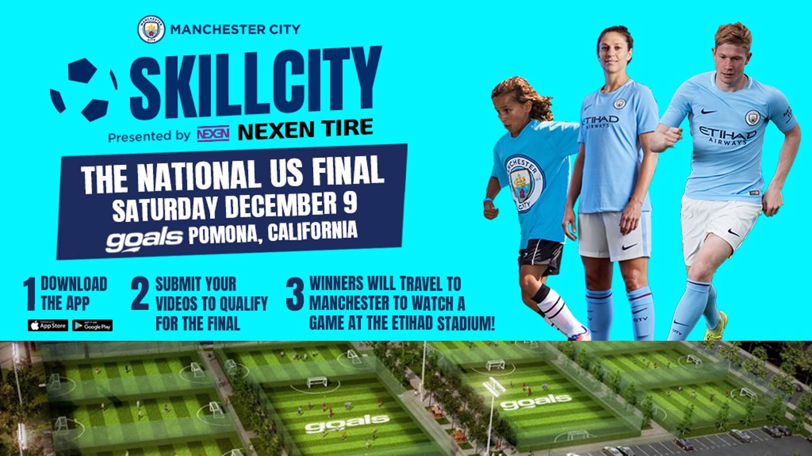 SKILLS CHALLENGE: SkillCity's national final has been confirmed.