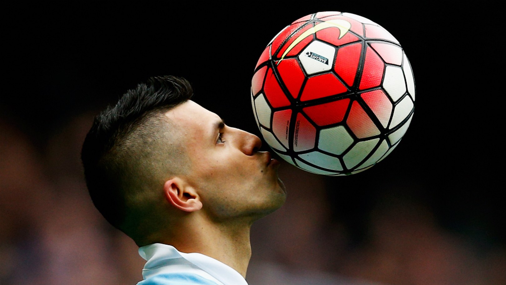 SIX AND THE CITY: Sergio Aguero is often on the scoresheet when City net six...
