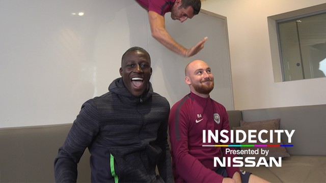 WATCH YA HEAD: Ben Mendy on Inside City