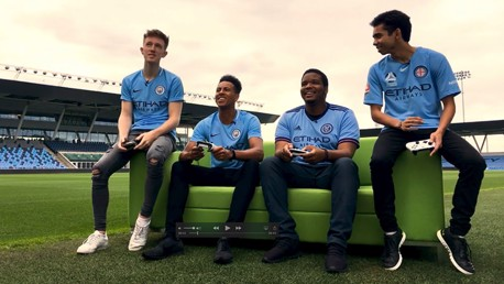 SHOWDOWN: City take on NYCFC and Melbourne on FIFA.