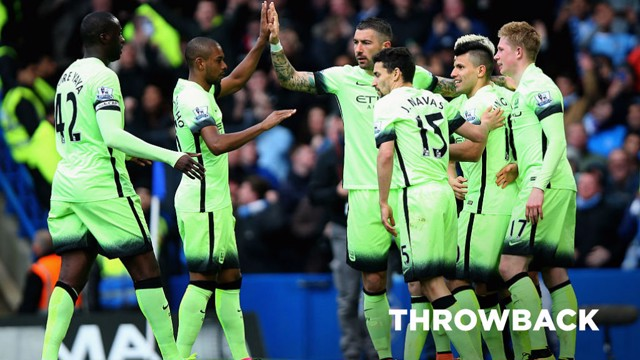 THROWBACK: Sergio Aguero's brilliant hat-trick sealed a 3-0 win at Stamford Bridge back in 2016