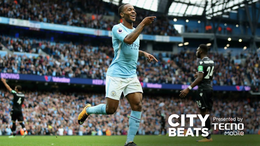 CITY BEATS: Crystal Palace.