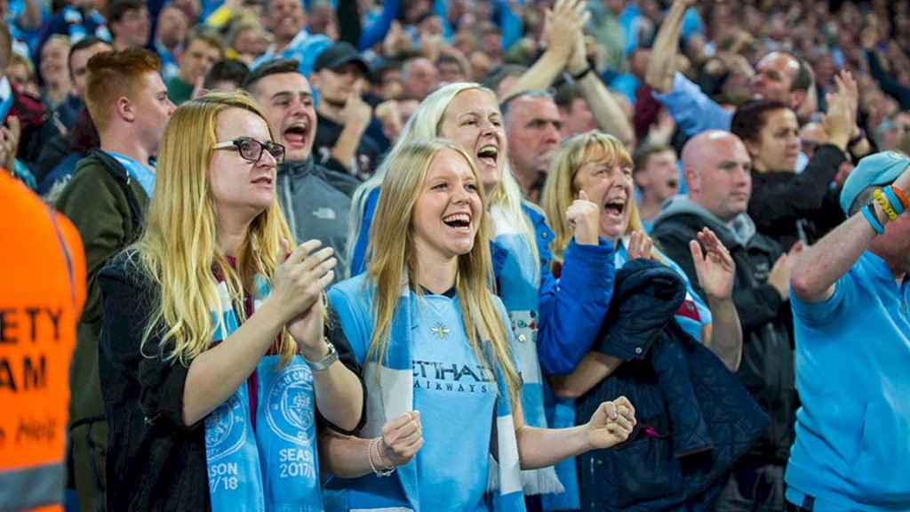 WOMEN AT THE GAME: City will host a unique event before the Champions League game at home to Shakhtar Donetsk
