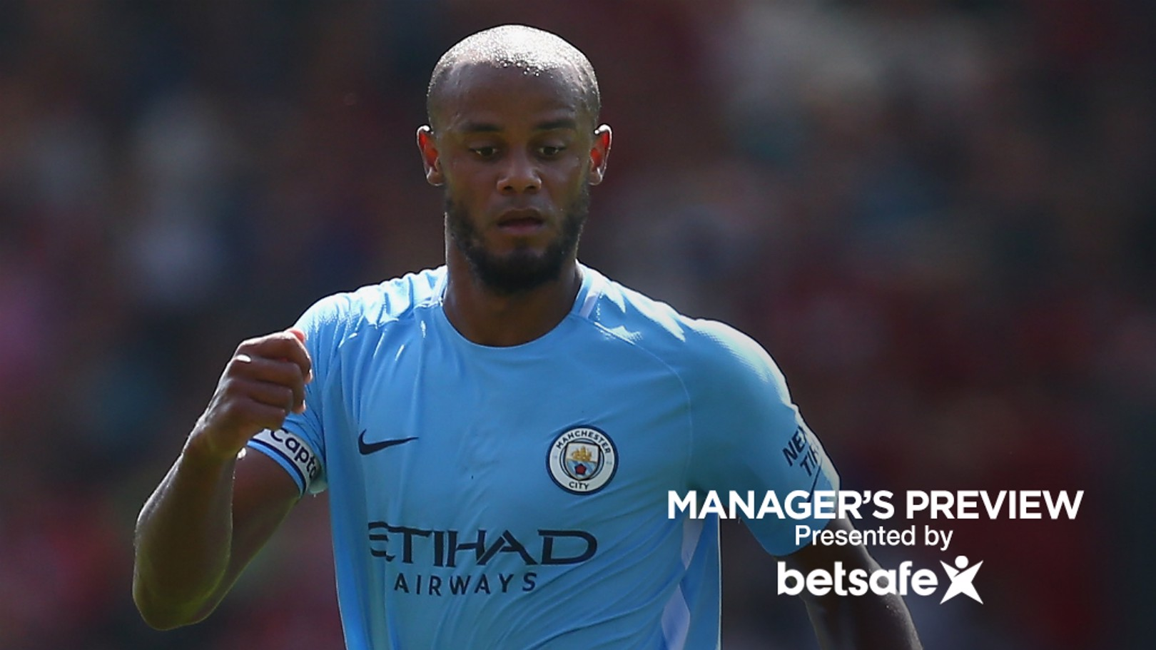 Guardiola: Kompany prestes a regressar