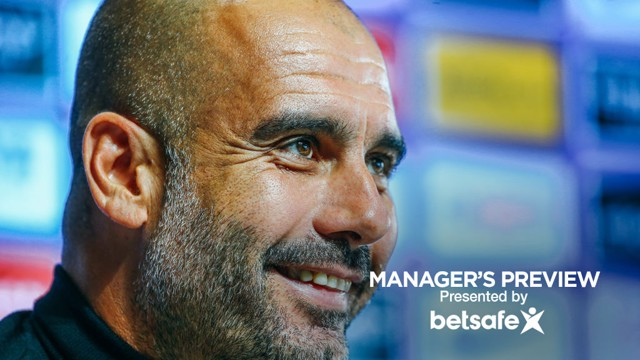 PREVIEW: Pep delivers his team news ahead of the weekend.