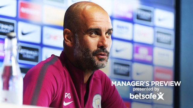 FIXTURE FOCUS: Pep Guardiola