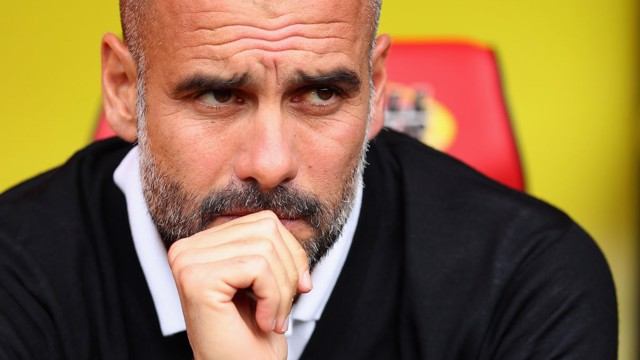 PEP: The boss in the dugout
