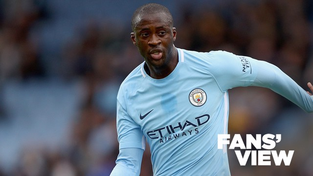 FANS' VIEW: Reaction to Yaya Toure's 300th Manchester City appearance.