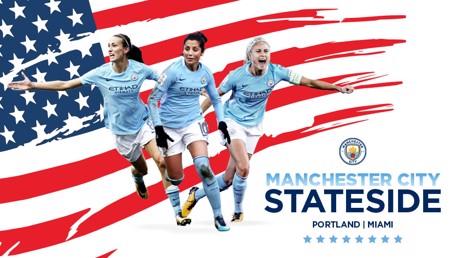El Manchester City viajará a los Estados Unidos en julio.