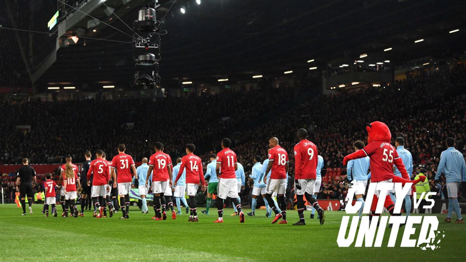 Sur quelle chaîne voir City vs United ?