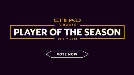 Etihad Airways Player of the Season
