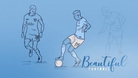 PAINTING PICTURES: Kevin De Bruyne