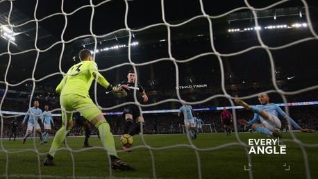 Setiap Sudut Reboot: David Silva v West Ham