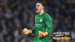 PIVOTAL MOMENT: Ederson says the win over Southampton was crucial